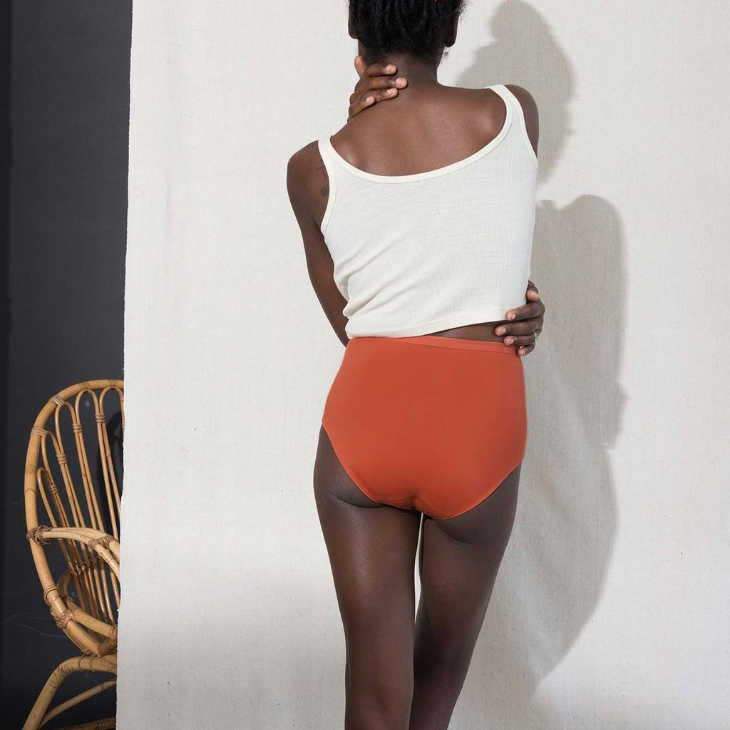 Pretty pee-proof panties for incontinence sufferers - 50BOLD