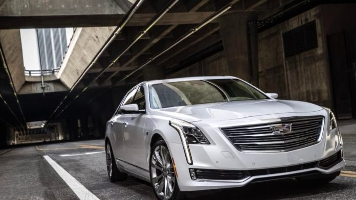 The 2018 Cadillac Ct6 Plug In Hybrid Is Just Smooth 50bold