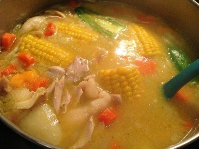 we lovejamaican chicken soup yea mon  50bold