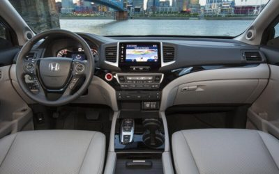 The 2019 Honda Pilot is a refined every day driving